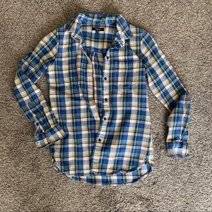 Madewell Thick Flannel